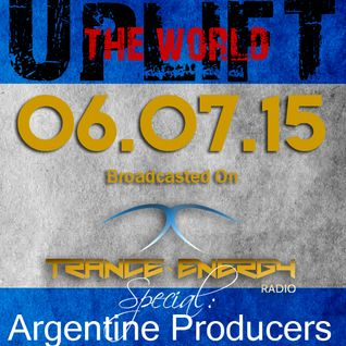 UPLIFT THE WORLD 011 mixed by OxTronica Jun 06 2015