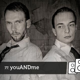 Soundwall Podcast #77: youANDme