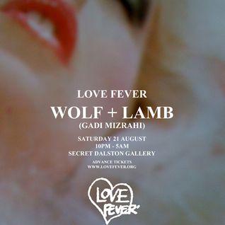 wolf + lamb love fever mix