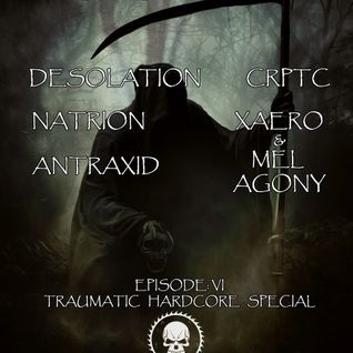 AnTraxid @ DAWN OF DECAY EPISODE VI (TRM SPCL, 19.02.16)