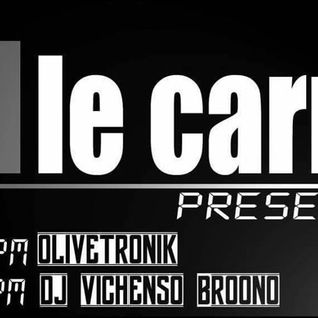 OLIVETRONIK@LE CARRE thursday,december1