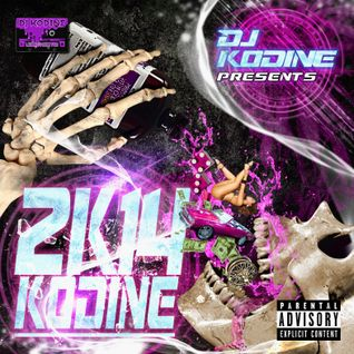 "DJ KODINE PRESENTS ""2K14 KODINE"" (LEANED-N-CHOPPED MIX)"