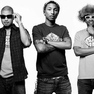 Pharrell, N*E*R*D, The Neptunes: Gray Area Showcase Mix