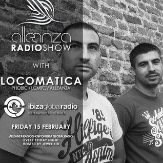 Locomatica on Alleanza Radio Show - Episode 61 (February,15th 2013)