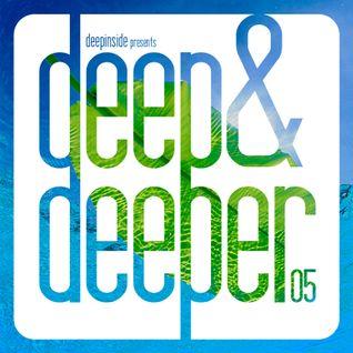 DEEPINSIDE presents DEEP & DEEPER Vol.05