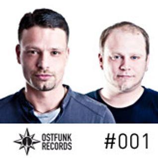Ostfunk Podcast #001 by Kanzler & Wischnewski