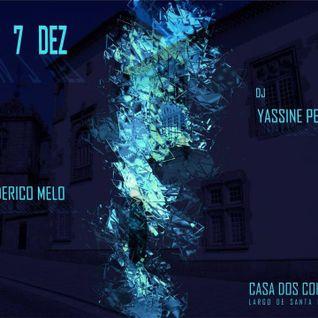 Frederico Melo@Casa dos Coimbras (07/12/2011)