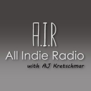 All Indie Radio - 15th July 2012