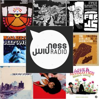 Jazzcat on Ness Radio - Programme 04 (04/03/2015)