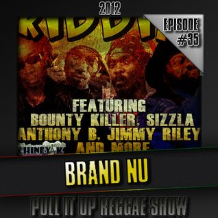 Pull It Up Show - Episode 35 (Saison 3)