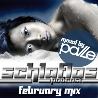 Schlaflos Podcast - February (Mixed And Compiled by Pavle)