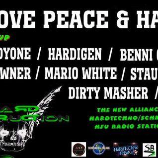 Rocco @ Hard Destruction - Love Peace & Hardtechno 21.05.16