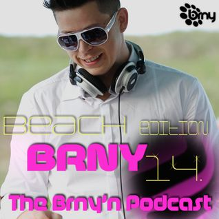 BRNY - The Brny'n Podcast #14 - Beach Editon @ SpaceFM