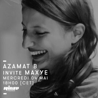 Azamat B Invite Maxye - 04 Mai 2016