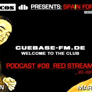 MARCOS DB (SPAIN FORCE EPISODE #08) CUEBASE-FM.DE RADIO