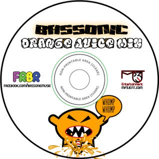DJ Bassonic Orange Juice Mix