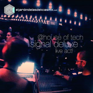 Signal Deluxe Live at Club Rioma, Mexico City January 2014