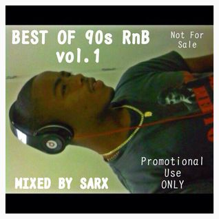 The Best Of 90s RnB - Mixed By Sarx