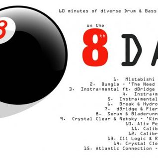 Dappasetz Archive: On the 8th Day - Studio Mix 2009