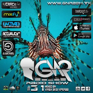 GREEN NIGHTS RECORDS - RADIO SHOW 031 (mixed by Virax Aka Viperab)