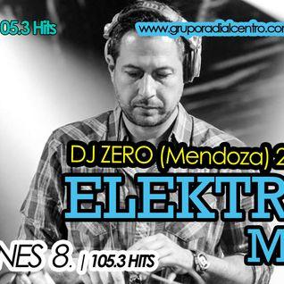Dj ZERO - live set ELEKTROMIX (Villa María - Córdoba)