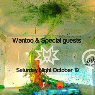 Bass Arcade Music @ Ink Memphis 10/19/13 - Wantoo / Wealth / Kid J
