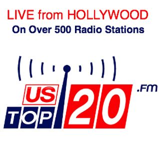 LIVE FROM HOLLYWOOD - (incl. Scratched Watermarks) - USTOP20.FM - June 25th 2015