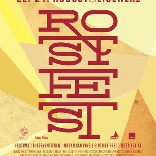 Laby de Lavanches@RostFest 2013