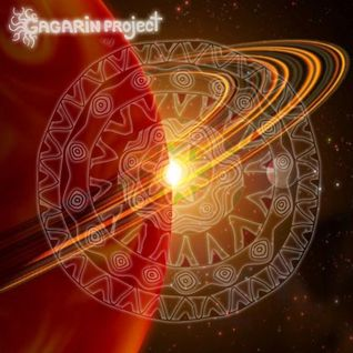 Gagarin Project - Cosmic Awakening 02 - Saturn [GAGARINMIX-24] (cosmic psybient mix)