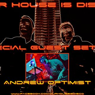 Our House is Disco #246 from 2016-09-09