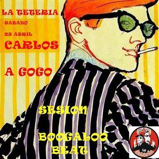 Carlos a Go Go 23/04/16
