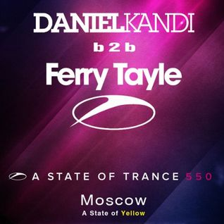 Daniel Kandi b2b Ferry Tayle - Live at Expocenter in Moscow, Russia