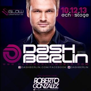 Dash Berlin - Live @ Echostage, Club Glow (Washington DC) - 12.10.2013