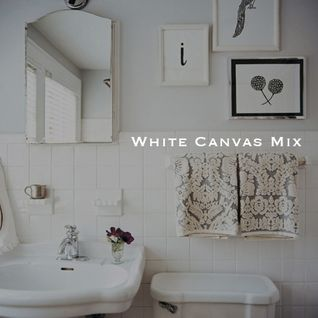 White Canvas MIx