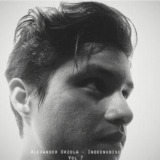 Alexander Urzola - Indeenudisc Vol 7