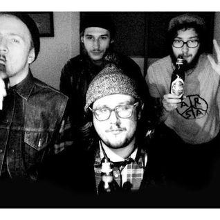Słuchanie zabija feat. Warsaw City Rockers - Lucha Live Sessions: Kaseciarz