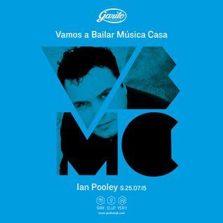 Ian Pooley - Live at Garito Café, Mallorca (25-07-2015)