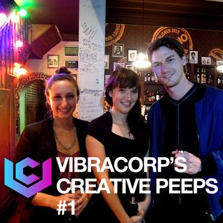 Vibracorp's Creative Peeps No. 1