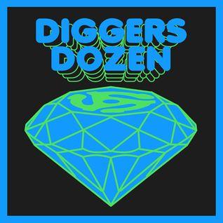 Kylson (Back2Back FM) - Diggers Dozen Live Sessions (June 2016 London)