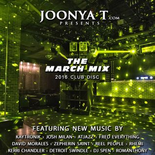 THE MARCH MIX 2016 [Club Disc]