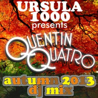 Guilty Pleasures - Quentin Quatro's Autumn 2013 Mix