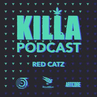 KILLA Podcats 5 - Recorded LIVE on Jungletrain.net