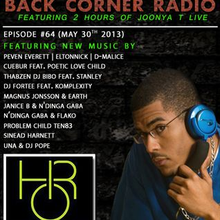 BACK CORNER RADIO: Episode #64 (May 30th 2013)