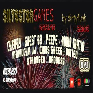 "Guest69 live @ ""Silvester Games by Dirty Funk"", New-Years Eve, Alter Ego Szczecin (01-01-2015)"