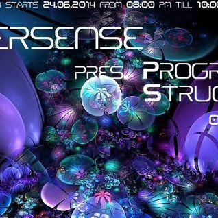 CJ Art - Deepersense pres. Progressive Structures 030 [24.06.2014]