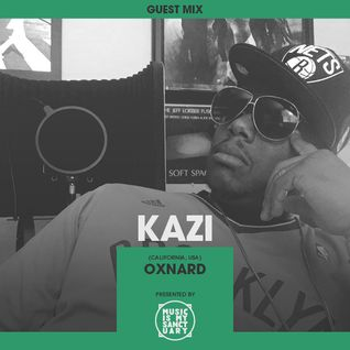 MIMS Guest Mix: KAZI (Oxnard, California)