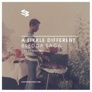 The Blast Podcast #87 - Bredda Saga in A Likkle Different