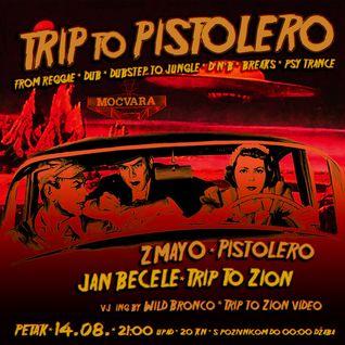 zmayo - live dj set - mochvara - trip to pistolero - 14-08-09