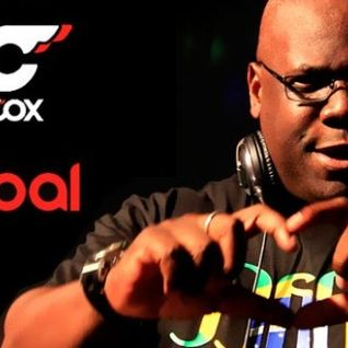 Carl Cox - Global 672 (Recorded Live from the 02 Academy, Glasgow) - 05-Feb-2016