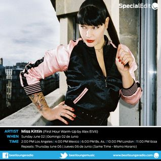 BL SPECIAL EDIT | Miss Kittin (First Hour Warm-Up by Alex ElVil)